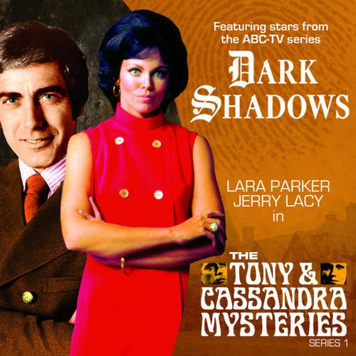 Dark Shadows: The TONY & CASSANDRA MYSTERIES Series #1 from Big Finish on Audio CD
