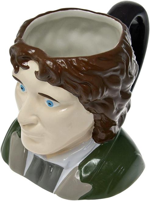 Doctor Who: Ceramic Figural 3D Mug - Eighth Doctor (Paul McGann)