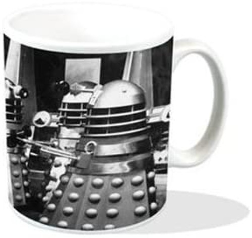 Doctor Who: Classic DALEKS - UK Exclusive Ceramic Mug by Titan Merchandising