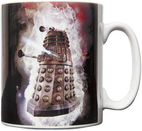 Doctor Who: DALEKS You Will Obey - UK Exclusive Ceramic Mug by Titan Merchandising
