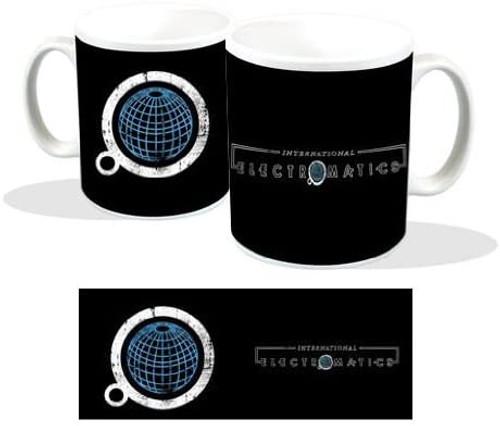Doctor Who: INTERNATIONAL ELECTROMATICS - UK Exclusive Ceramic Mug by Titan Merchandising