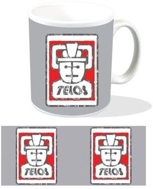 Doctor Who: TELOS (Tomb of the Cybermen) - UK Exclusive Ceramic Mug by Titan Merchandising
