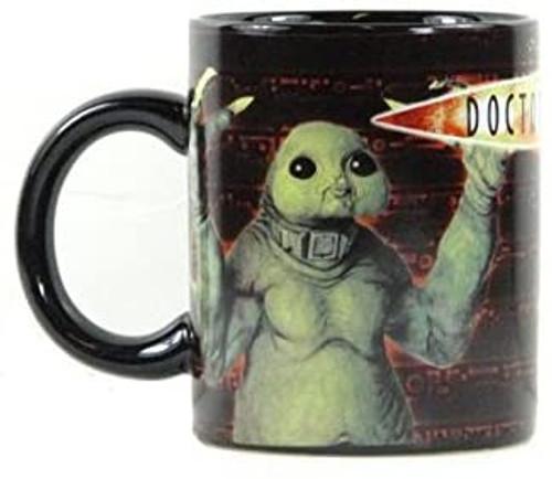 Doctor Who: DALEK & SLITHEEN - New Series 11oz. Ceramic Mug