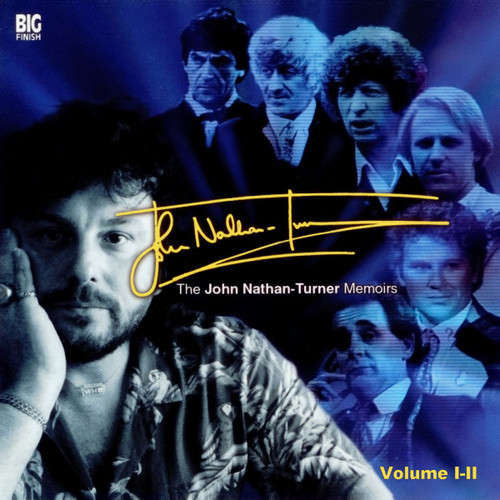 Big Finish Talks Back: The John Nathan-Turner Memoirs - 4 CD  interview set