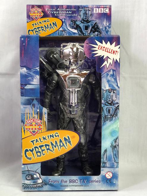 Doctor Who TALKING CYBERMAN figure from Product Enterprise