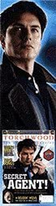 TORCHWOOD Official Magazine Bookmark from Titan Publishing - A SDCC Promo from 2008