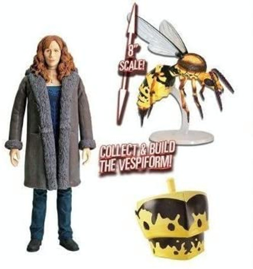 Doctor Who VESPIFORM Build-A-Figure:  DONNA NOBLE - Character Options Action Figure
