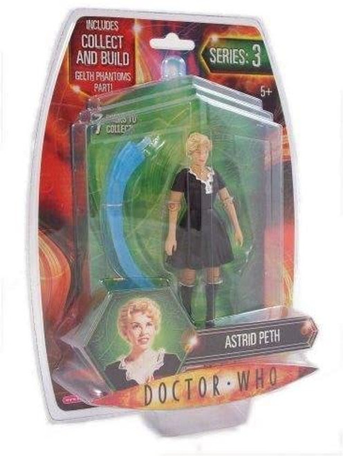 Doctor Who GELTH PHANTOM Build-A-Figure:  ASTRID PETH - Character Options Action Figure