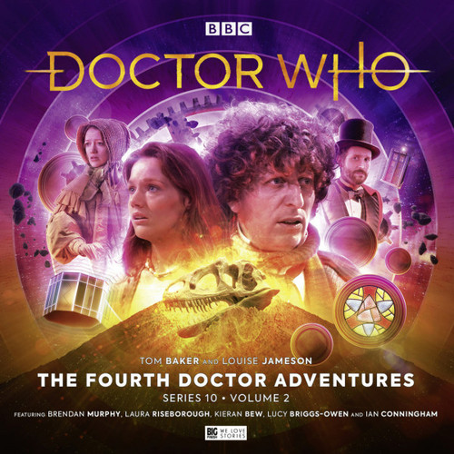Doctor Who: 4th Doctor (Tom Baker) Stories: 10B Box Set -  A Big Finish Audio Drama