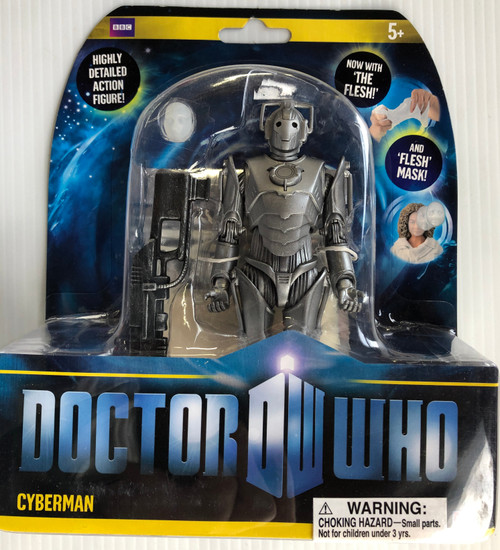 """Doctor Who New Series - CYBERMAN """"Flesh series""""  - Series 6 Action Figure - Character Options"""