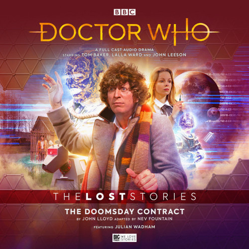 Doctor Who: The DOOMSDAY CONTRACT - The Lost Stories #6.2 - Big Finish Audio CD