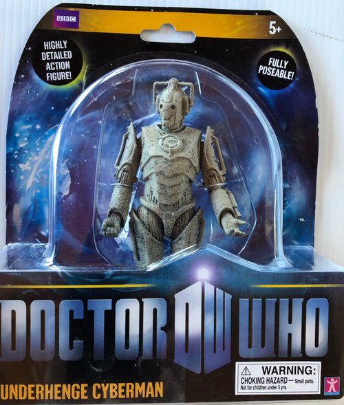 Doctor Who New Series - UNDERHENGE CYBERMAN - Series 5 Action Figure - Character Options
