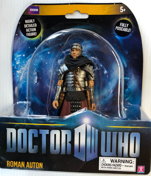 Doctor Who New Series - ROMAN AUTON - Series 5 Action Figure - Character Options