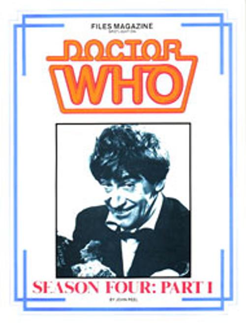 Files Magazine Spotlight on Doctor Who - SEASON 4 PART 1 (Troughton)