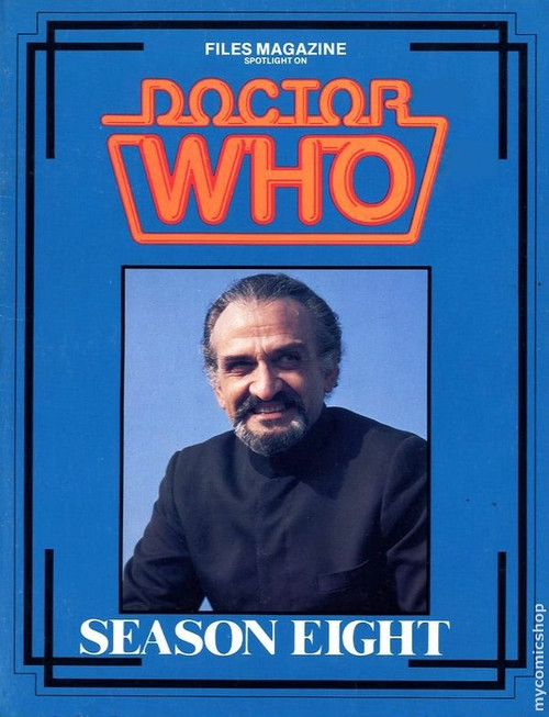 Files Magazine Spotlight on Doctor Who - SEASON EIGHT (Pertwee)