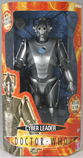 DOCTOR WHO 12 Inch Figure - New Series CYBER LEADER - Character Options