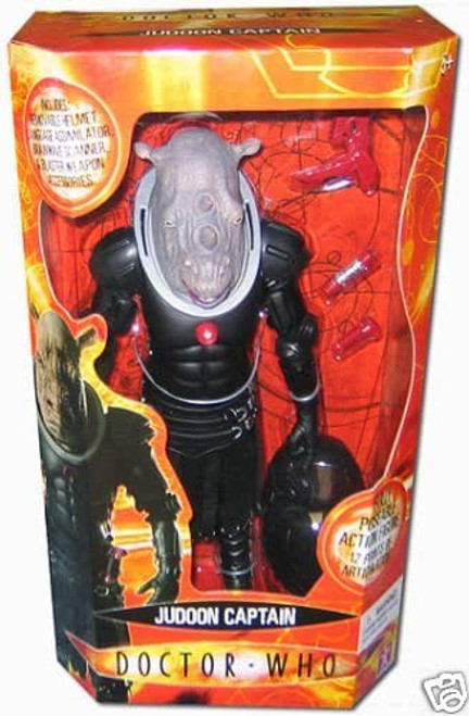 DOCTOR WHO 12 Inch Figure - JUDOON CAPTAIN - Character Options