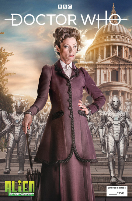 Doctor Who - MISSY Issue #1 (Michelle Gomez Photo Cover) Alien Entertainment Exclusive Comic Book Limited Edition of only 350