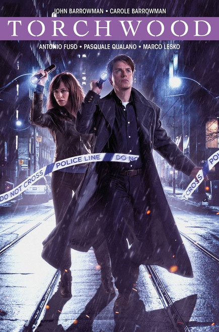 TORCHWOOD Comic Book - WORLD WITHOUT END Issue #2 (Cover B)