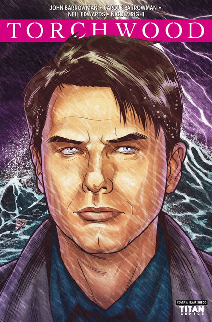 TORCHWOOD Comic Book - STATION ZERO Issue #1 (Cover A)