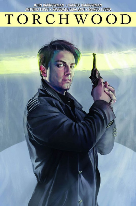 TORCHWOOD Comic Book - STATION ZERO Issue #2 (Cover A)