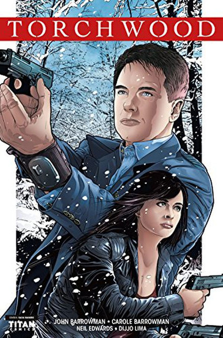 TORCHWOOD Comic Book - THE CULLING Issue #4 (Cover A)