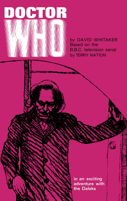Doctor Who and the DALEKS - Classic 1960's Style Hardcover Books by David Whitaker
