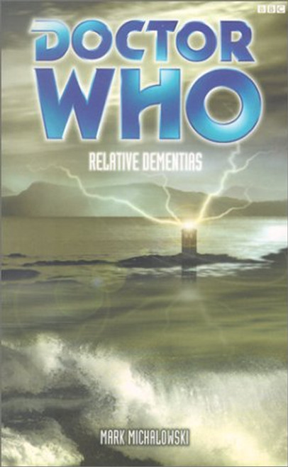 Doctor Who BBC Books Series - RELATIVE DEMENTIAS - 7th Doctor