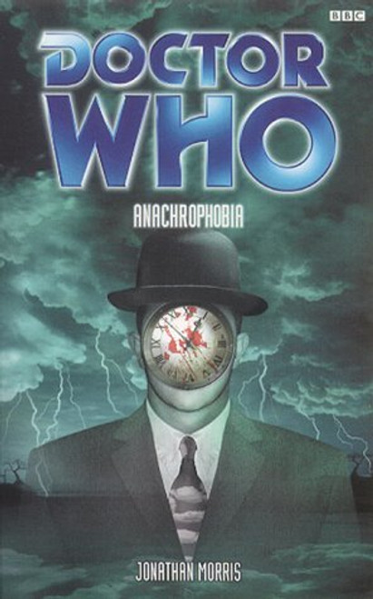 Doctor Who BBC Books Series - ANACHROPHOBIA - 8th Doctor