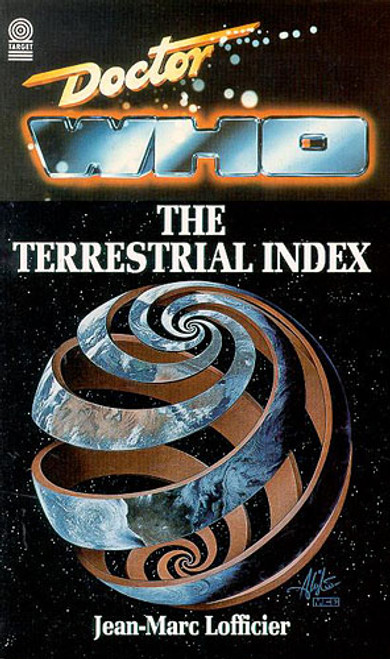 Doctor Who The TERRESTRIAL INDEX Paperback Book by Jean-Marc Lofficier