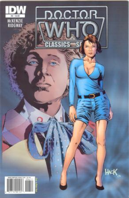 Doctor Who Comic Classics Series 3 Issue #6 of 6 (6th Doctor Stories)