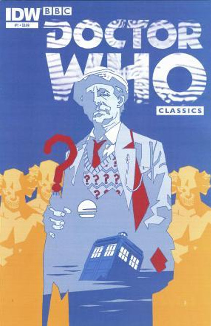 Doctor Who Comic Classics Series 5 Issue #1 of 5 (7th Doctor Stories)