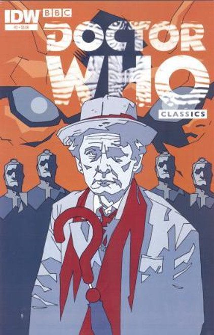 Doctor Who Comic Classics Series 5 Issue #2 of 5 (7th Doctor Stories)