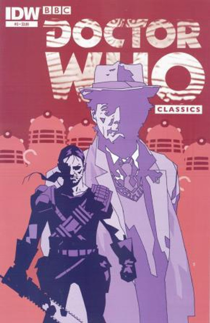 Doctor Who Comic Classics Series 5 Issue #3 of 5 (7th Doctor Stories)