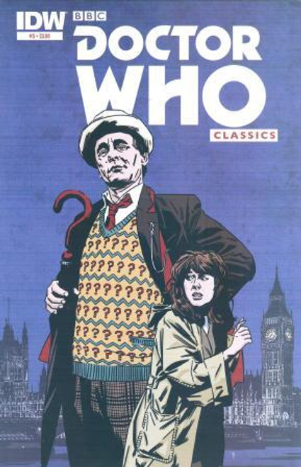 Doctor Who Comic Classics Series 5 Issue #5 of 5 (7th Doctor Stories)