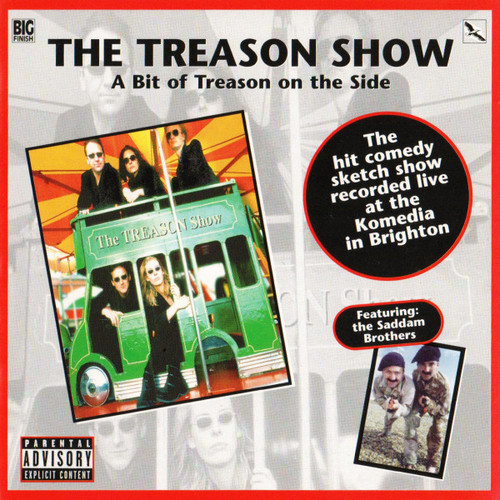 THE TREASON SHOW - A Bit of Treason on the Side - A Big Finish Special release audio CD