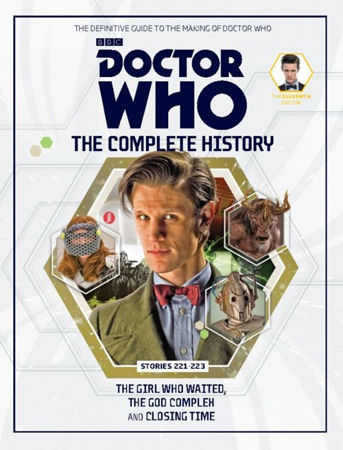 Doctor Who: The Complete History Hardcover Book - Volume 69 (11th Doctor)