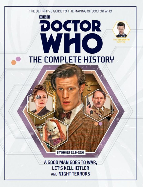 Doctor Who: The Complete History Hardcover Book - Volume 68 (11th Doctor)