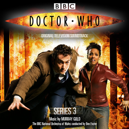 Doctor Who: Original TV Series Soundtrack SERIES 3 on CD