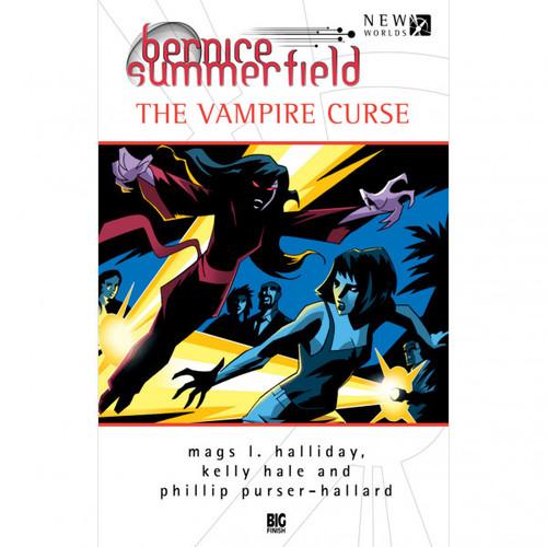 Bernice Summerfield - VAMPIRE CURSE - Big Finish Hardcover Book