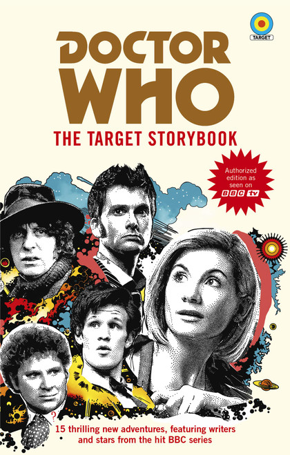 Doctor Who: THE TARGET STORYBOOK (Paperback Book)