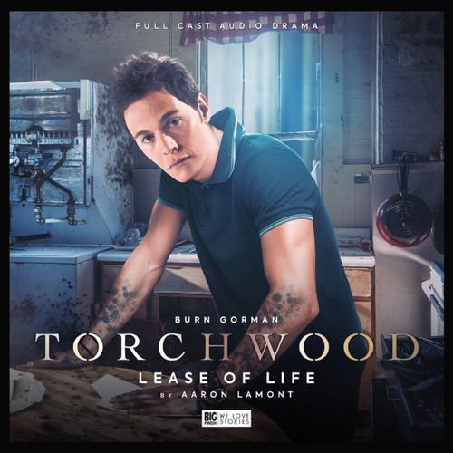 Torchwood #48: LEASE OF LIFE - Big Finish Audio CD (Starring Burn Gorman)