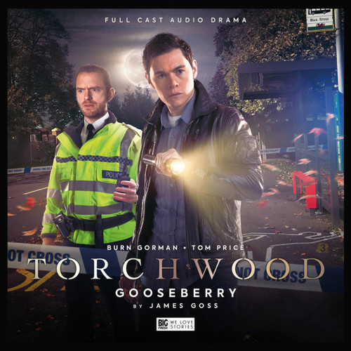 Torchwood #49: GOOSEBERRY - Big Finish Audio CD (Starring Burn Gorman & Tom Price)