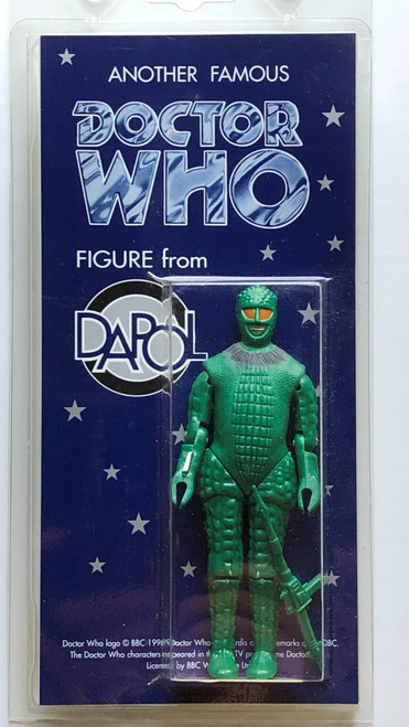 Doctor Who: ICE WARRIOR - Vintage DAPOL Figure