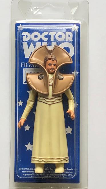 Doctor Who: Gallifrey High Councillor (Cream Robe) - Vintage DAPOL Figure