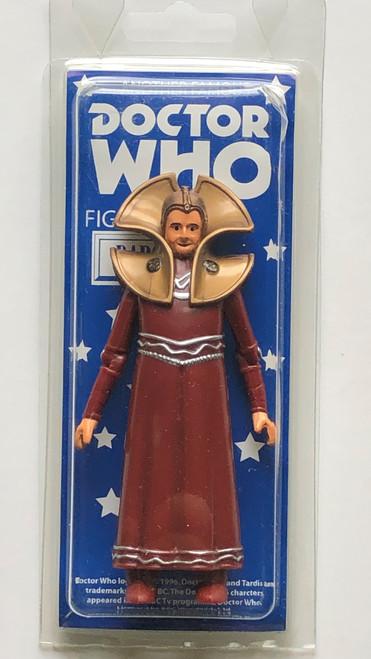 Doctor Who: Gallifrey High Councillor (Burgundy Robe) - Vintage DAPOL Figure