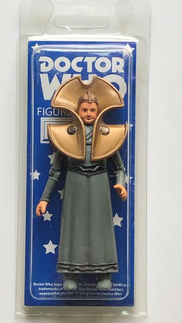 Doctor Who: Gallifrey High Councillor (Grey Robe) - Vintage DAPOL Figure