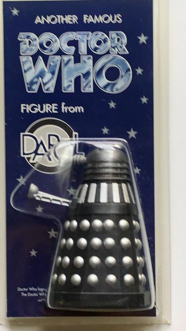 Doctor Who: DALEK (Black/Silver) - Vintage DAPOL Figure