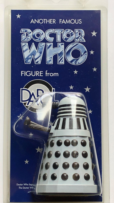 Doctor Who: DALEK (Grey/Black) - Vintage DAPOL Figure