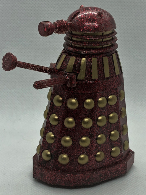 Doctor Who: MILLENNIUM DALEK (Red) - Vintage DAPOL Figure (Limited Edition of 2000) - UN-PACKAGED